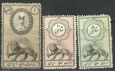 Persia Revenue Unused