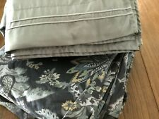 Pottery Barn King Duvet Set