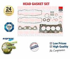 HEAD GASKET SET for PEUGEOT 206 CC 1.6 16V 2000-2007