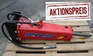 Neuer Hydraulikhammer Rotair OLS 95 kg  mit MS01 / MS03 Abbruchhammer Specht