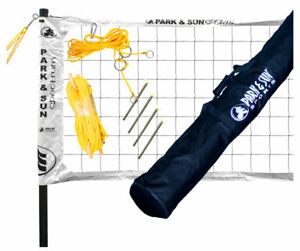 Park & Sun Sports Spectrum 2000: Portable Professional Outdoor Volleyball System