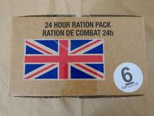Menue #06 GB ARMY 24 Hour Combat Ration MRE EPA SURVIVAL Notration Verpflegung