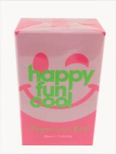 PS Aeropostale Happy Fun Cool Fragrance For Girls 1.7 oz 50 ml NEW SEALED BOX