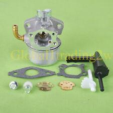 CARBURATORE per Briggs Stratton Craftsman TIMONE Intek 190 6 HP 206 5.5hp MOTORE