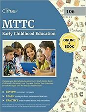 MTTC Early Childhood Education (General and Specialist Education) (106) Paperbac