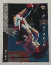 Shinya Hashimoto 1997 BBM Sparkling Fighters Card #162 New Japan Pro Wrestling