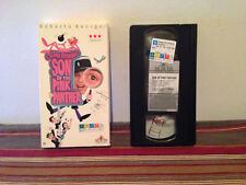 Son of the Pink Panther (VHS, 1994) Tape & sleeve