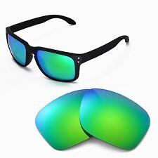 New Walleva Polarized Emeraldine Lenses For Oakley Holbrook