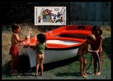 BRD MK 1989 KINDER CHILDREN ENFANTS BAMBINI MAXIMUMKARTE MC CM m910