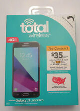 NEW - Total Wireless Samsung Galaxy J3 Luna Pro 4G LTE Prepaid Cell Phone