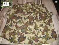 "Romanian Camo Field Shirt Size(47) Roughly Measures 25"" Across Chest  (STOCKPD)"