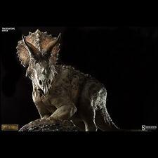 SIDESHOW Dinosauria Triceratops Statue Figure Dinosaur NEW SEALED