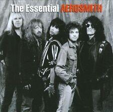 The Essential Aerosmith by Aerosmith (CD, Sep-2011, 2 Discs, Columbia (USA))