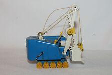 Siku Menck M60 Shovel, Made in Germany Blue Lot #3