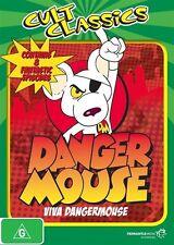 E28 BRAND NEW SEALED Danger Mouse - Viva Dangermouse (DVD, 2010) Cult Classic
