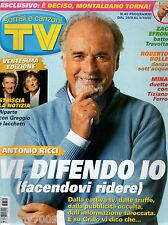 TV SORRISI E CANZONI=N°40 29/9/2007=ZAC EFRON=ROBERTO BOLLE=MINA=LUCA ZINGARETTI