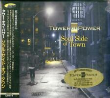 TOWER OF POWER-SOUL SIDE OF TOWN-JAPAN CD F08