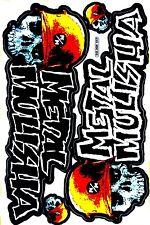 Metal Mulisha Rockstar Energy Sticker Motocross Motorcycle ATV Helmet Decal #T45