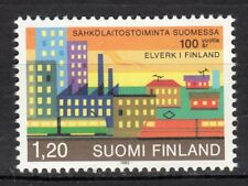Finland - 1982 Powerplant centenary - Mi. 897 MNH