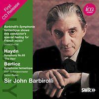 Sir John Barbirolli - Haydn/ Berlioz: Barbirolli [Sir John [CD]