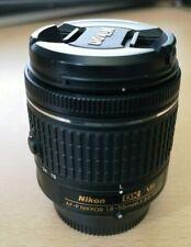 Nikon Nikkor AF-P DX 18-55mm F/3.5-5.6 VR G Lens GREAT CONDITION