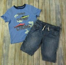 GapKids Boys Outfit Set sz s/5 USED!