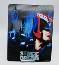 JUDGE DREDD - Glossy Bluray Steelbook Magnet Cover / Postcard (NOT LENTICULAR)