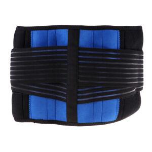 Atmungsaktiver Stützgurt für Die Untere Rückenstütze Schnittholz