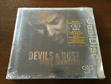 BRUCE SPRINGSTEEN - DEVILS & DUST DUAL DISC CD/DVD 12TRACKS - NTSC 0 NEW SEALED