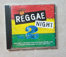 "CD AUDIO INT / VARIOUS ""REGGAE NIGHT 2"" CD COMPILATION 20 TITRES 1999 REGGAE"