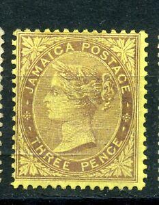 1910 Jamaica stamp: Queen Victoria; SC#48; MH, OG
