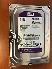 WD Purple 1TB Surveillance Hard Disk Drive - 5400 RPM Class SATA 6 Gb/s 64MB Cac