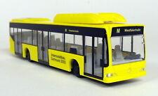 Rietze 1/87 HO Scale - Mercedes Benz O503 Intermodellbau Dormund 2003 Model Bus