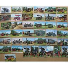 More details for traction steam engines job lot of 44 x postcards mostly modern