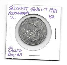 (C) So Called Dollar Jazzfest June 1-7 1969 Bu New Orleans, La.