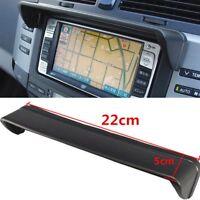 22*5CM Blocking Sunlight Visor Hood Screen Antiglare Shield for Car DVD/GPS Navi
