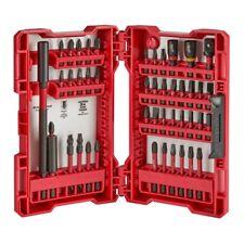 Heavy Duty Driver Bit 45-Piece Set Hex Impact Drill Power Tool Accessories Kit