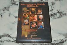 New listing Tournament Match Billiards - Jayson Shaw VS Shane Van Boening (DVD) -- (READ)