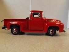 Danbury Mint 1956 Ford F-100 Pickup Truck Red 1:24 Scale