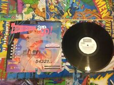 FAB Thunderbirds Are Go - 1990, Electronic, House,  Music - Record - LP - 12""