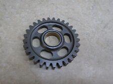 Honda 125 CR CR125-R CR125R Used Engine Kick Idle Gear 1988 HB228