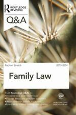 Q&A Family Law 2013-2014 (Questions and Answers) by Stretch, Rachael