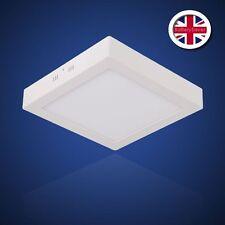 Montaje en superficie plana 18cm Cuadrado LED Panel Luz - 4500K - 10W