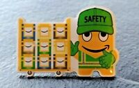 "New Amazon Swag Employee Safe Stower"" PECCY PIN"