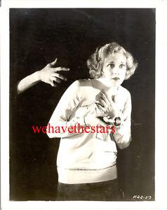 Vintage Esther Ralston BEAUTY '28 SOMETHING ALWAYS HAPPENS Publicity Portrait