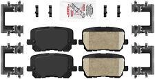 Disc Brake Pad Set-Enforcer, RWD Rear Autopartsource fits 2014 Dodge Charger