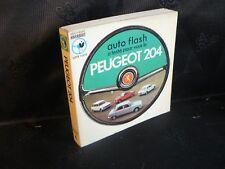 Bibliothèque Marabout: Auto flash n°4: Peugeot 204 (histoire automobile) 1967 TB