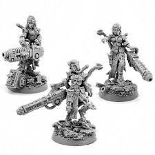 28mm scale MECHANIC ADEPT SEALED ERADICATOR SQUAD
