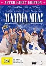 MAMMA MIA The Movie : After Party Edition : NEW DVD
