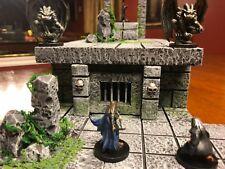 Graveyard Crypt 28mm Terrain Tabletop Wargame Dungeons & Dragons Pathfinder d&d